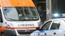 70-годишен с джип загина в зверско меле на пътя Елхово - Бургас