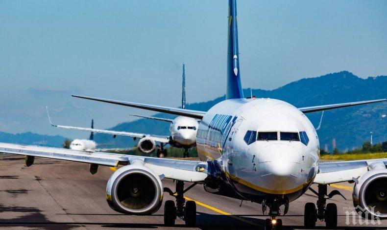 """Започва тестването на """"Боинг 737 Макс"""""""