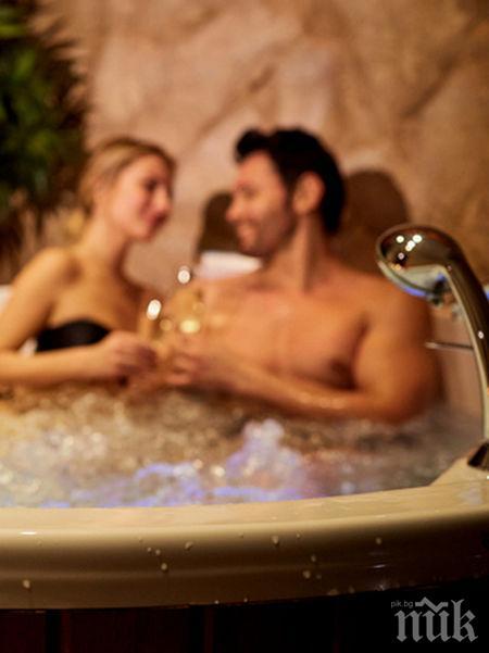 Секс във ваната - има ли рискове?