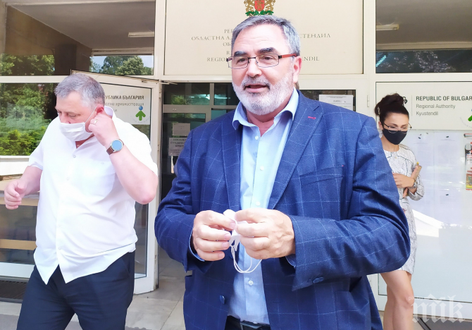 Карантината в гетото на Кюстендил остава още седмица