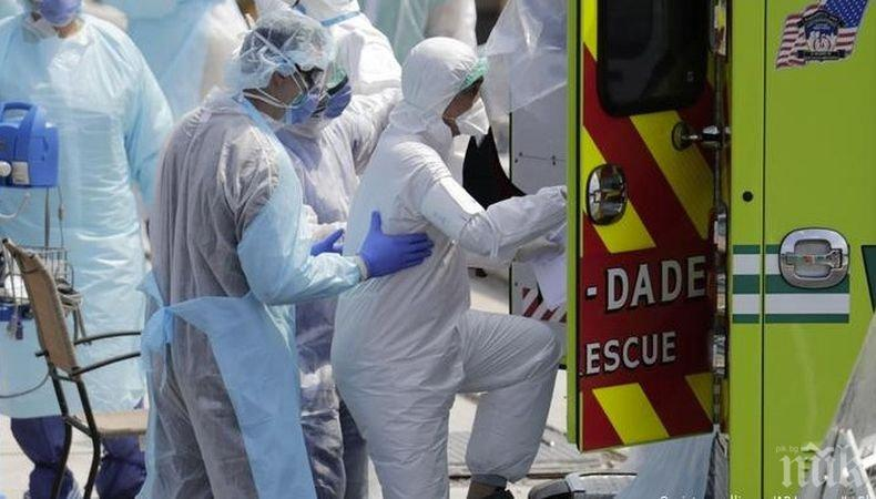 САЩ отново регистрират над 40 000 случая на коронавирус за денонощие
