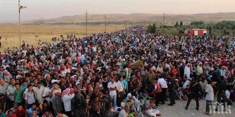 Гладът е засегнал рекорден брой сирийци