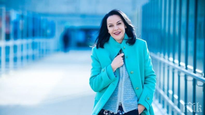 Гергана Стоянова се пречиства с билкови отвари