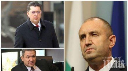 Външно привиква посланик Румен Петров от Алжир за обяснения по аферата Бобоков-Узунов