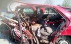 """ТРАГЕДИЯ! Полицейски шеф е загинал при жестоката катастрофа на магистрала """"Хемус"""" (СНИМКА)"""