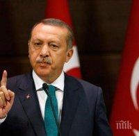 Ердоган: Критиките срещу Турция заради