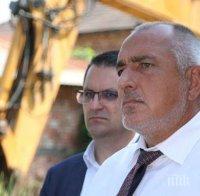 Премиерът Борисов открива в Бургас пречиствателна станция