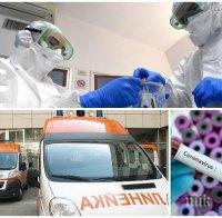 ПЪРВО В ПИК: Горещи данни за пандемията от COVID-19 - 63 нови заразени, вирусът взе пет жертви
