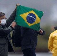 Ужасът в Бразилия не спира - само за денонощие са починали 600 с коронавирус