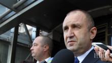 Румен Радев пак се врътна - отказва да разкрие съдържанието на чата с Бобоков