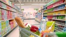 Има ли скок в цените на основните хранителни продукти