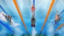 Наш плувец пробва да счупи уникален световен рекорд
