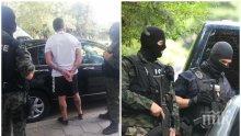 ПЪРВО В ПИК: Главният прокурор показа ексклузивни снимки от арестите на хората на Васил Божков (СНИМКИ)