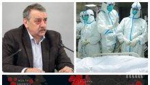 ГЛАСЪТ НА ЕКСПЕРТА! Проф. Тодор Кантарджиев с последни новини за пандемията - ето колко са щамовете на китайския вирус в България