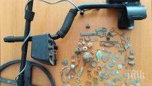Спипаха иманяри в Ямбол при спецакция срещу битовата престъпност