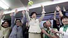 Преизбраха Юрико Койке за губернатор на Токио