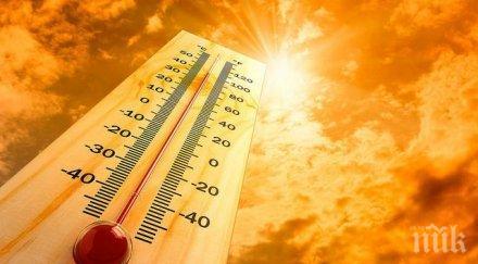 жега живакът удря градуса юли