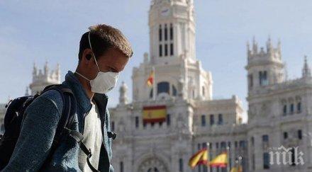 заразата настъпва ограничения испания заради вируса
