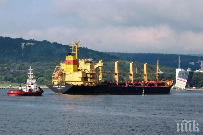 23-ма моряци под карантина за последната седмица във Варна