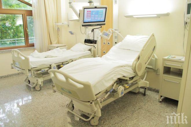 Една трета от леглата в болниците в Пиринско за коронавирус - заети