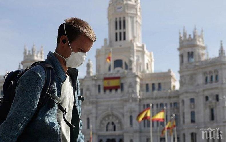 Испания навлезе в четвърта вълна на епидемията
