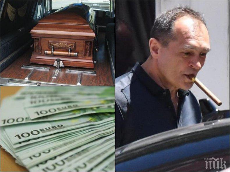 ШОКИРАЩО: Васил Божков поръчал нови убийства на бандата на Йоско Костинбродски - арестували гангстера след сигнал, че е вербуван за мокри поръчки от човек на хазартния бос