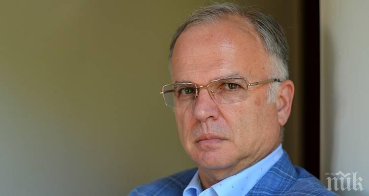 Топ анализаторът Боян Чуков: София да предостави на Скопие митнически пункт в Бургас за скоростна жп магистрала по примера на Албания и Косово