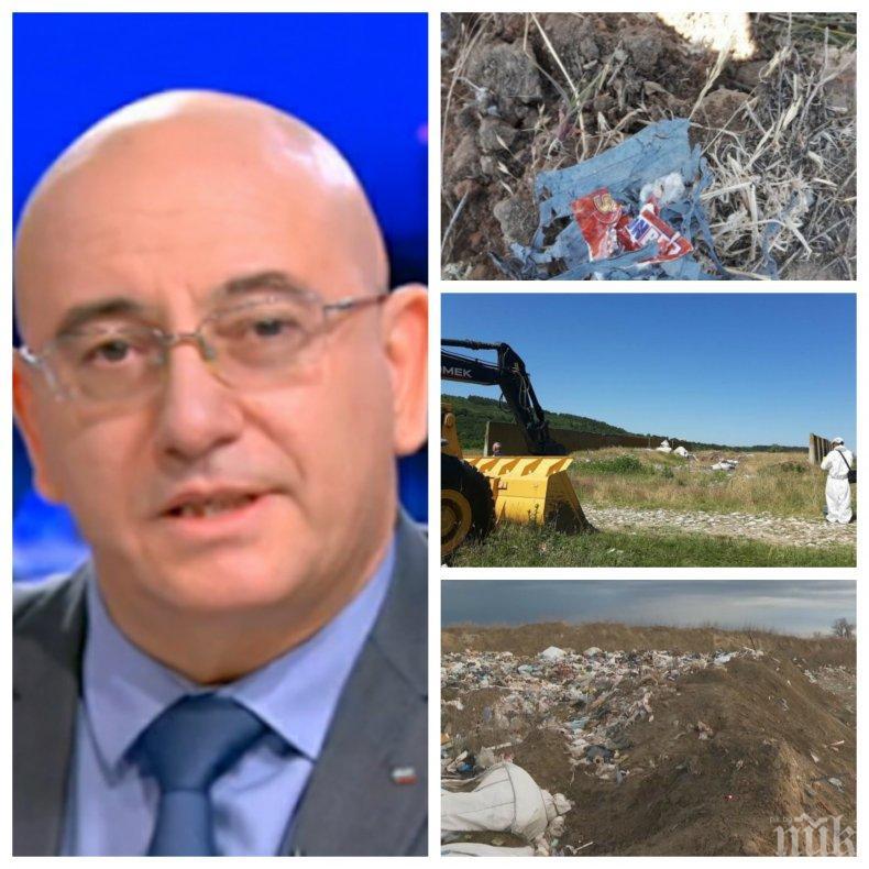 Ревизоро вдигна ръце: Край Червен бряг е страшно, има сигурно 100 тона боклуци! Правим национално турне на отпадъците