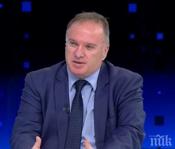 Топ експертът Владимир Чуков: Нямаме присъствие в Сирия и съм изненадан от арестите за тероризъм в Бургас