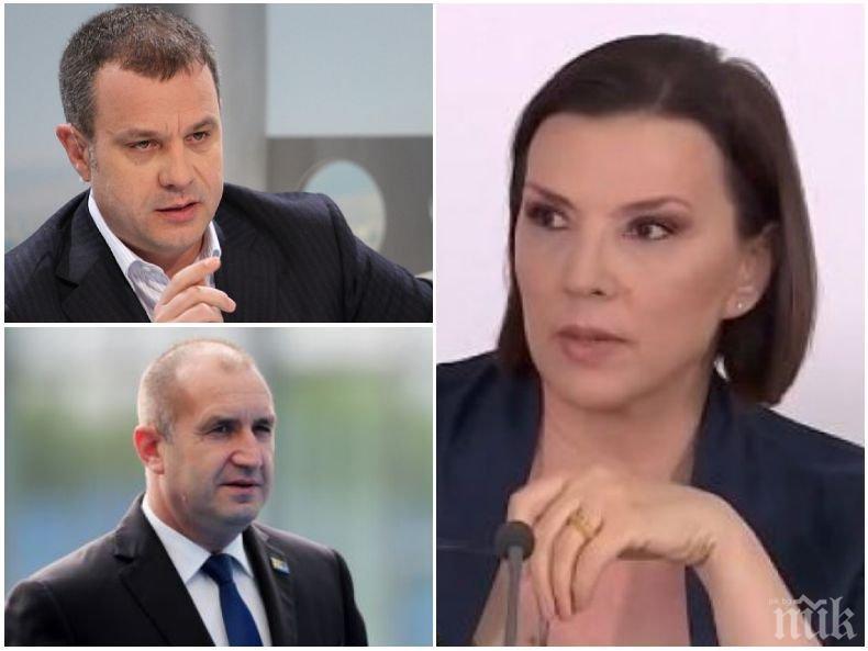 САМО В ПИК! Бетина Жотева: СЕМ се самосезира за скандала между президентството и БНТ - нямат право да се месят на медиите!