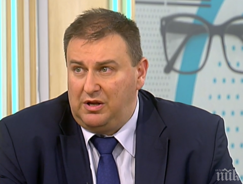 Емил Радев: Ако за 10 г. кредиторът не е успял да събере дълга, той трябва да отпадне