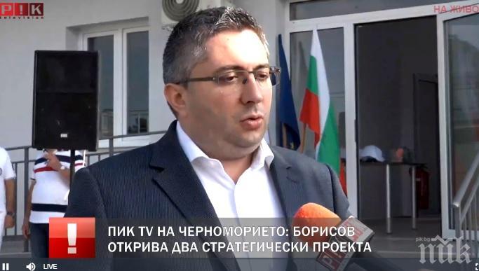Зам.-министър Нанков разкри пред ПИК TV по кои нови пътища ще караме - проекти за над 500 млн. лв. се правят по Черноморието за пречистване на водите (ОБНОВЕНА/ВИДЕО)