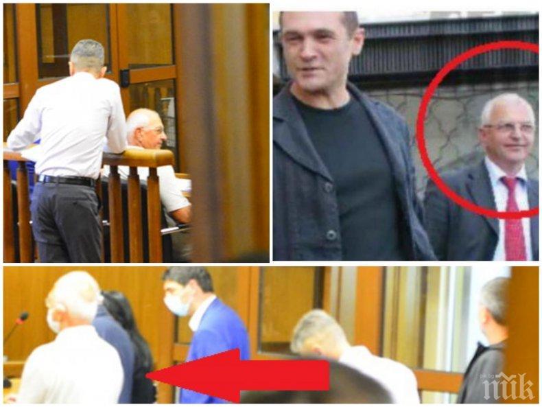ПЪРВО В ПИК: Ето ги хората на Васил Божков, следили прокурори - Спецсъдът остави ортаците на хазартния бос в ареста на засекретено заседание (СНИМКИ/ОБНОВЕНА)