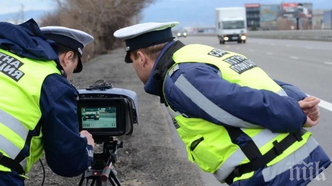 """""""Пътна полиция"""" стартира лятна акция срещу алкохола и наркотиците"""