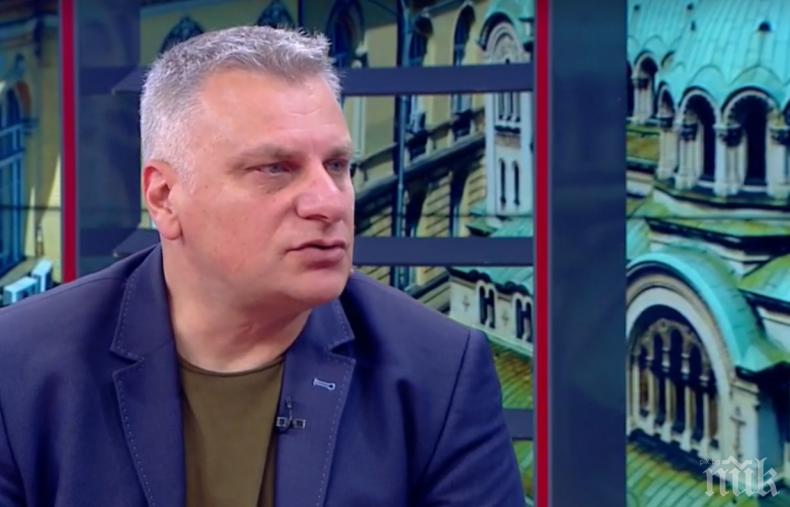 Петър Курумбашев: Нинова откровено излъга на евроизборите