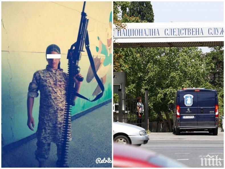 ПЪРВО В ПИК TV: Спецсъдът остави в ареста задържаният за тероризъм Мохамед - делото се гледа при закрити врата без медии заради секретна информация (ВИДЕО/ОБНОВЕНА/СНИМКА)