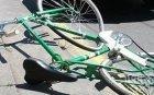 Шофьор блъсна велосипедистка и избяга
