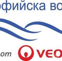 софийска вода временно прекъсне водоснабдяването части столицата