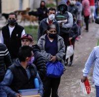 Властите в Аржентина наложиха по-сурови карантинни мерки заради ръст на новозаразените с коронавирус
