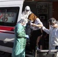 Нови 1 041 заразени с коронавируса в Турция за денонощие