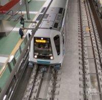 СДВР обяви конкурс за 80 полицаи, които охраняват метрото