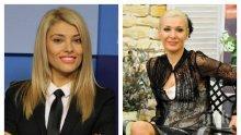 ВОЙНА ЗАД КАМЕРИТЕ: Ева Веселинова на нож с панелистите на Гала - блондинката се гласяла за заместничка на водещата