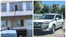 Почина 34-годишният пациент, който скочи от 3-ия етаж върху линейка и избяга гол от реанимацията в Бургас
