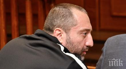 Арестуваха основен свидетел по делото срещу Митьо Очите за рекет и изнудване (СНИМКА/ВИДЕО)