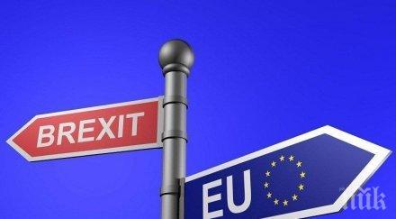 Брекзит преговорите на Великобритания с ЕС в Лондон се отлагат за утре