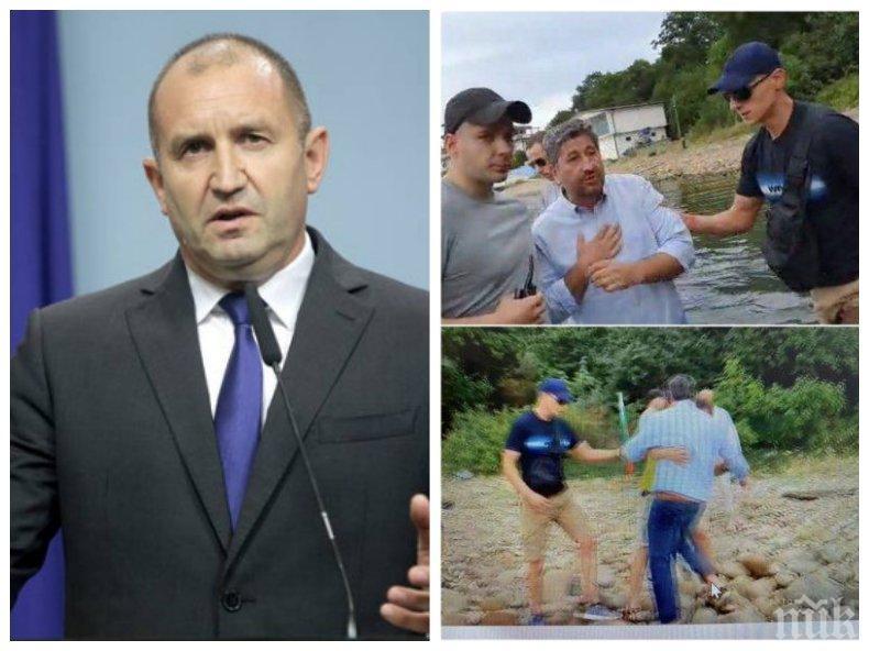 Депутат от ГЕРБ посече Радев: Президентът ръководи НСО - шефът, назначен от него, определя кого ще охраняват