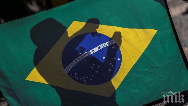 Заразените с коронавируса в Бразилия са вече над 1,7 млн.