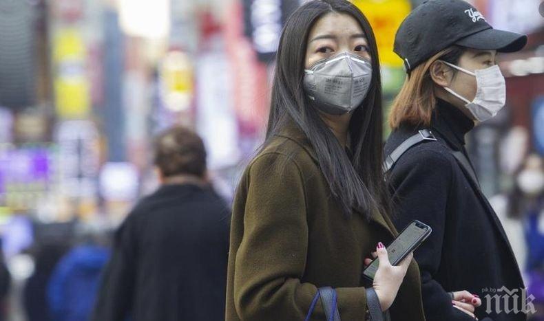 50 нови случая на заразени с коронавируса в Южна Корея за денонощие