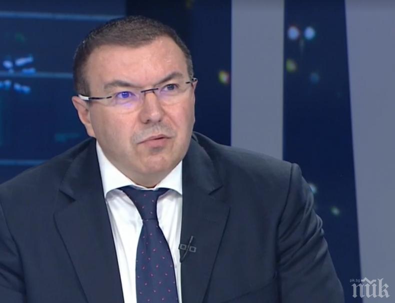 Проф. Костадин Ангелов: Болниците не печелят от коронавируса! Епидемията се разраства заради конспиративни теории