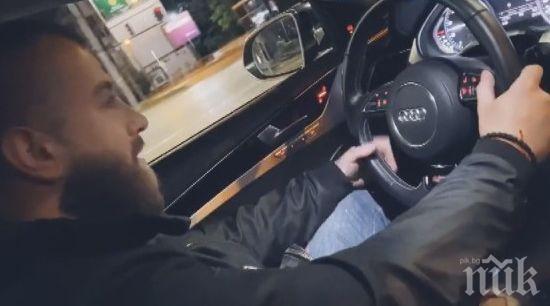 Повдигат обвинение на джигита, шофирал с 307 км/ч